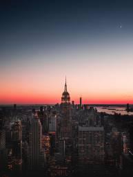 New York -opas