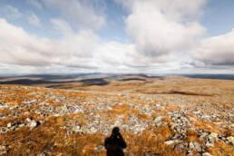 Taivaskero Pallas-Yllästunturin kansallispuisto