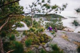 Porkkala - Porkkalanniemi teltta